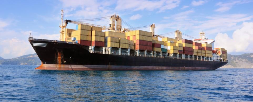 شحن بحري freight forwarding and logistics